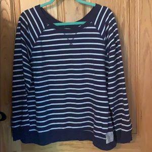 Old navy wide neck pullover sweatshirt